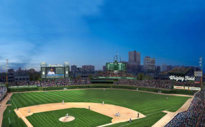 renovated wrigley