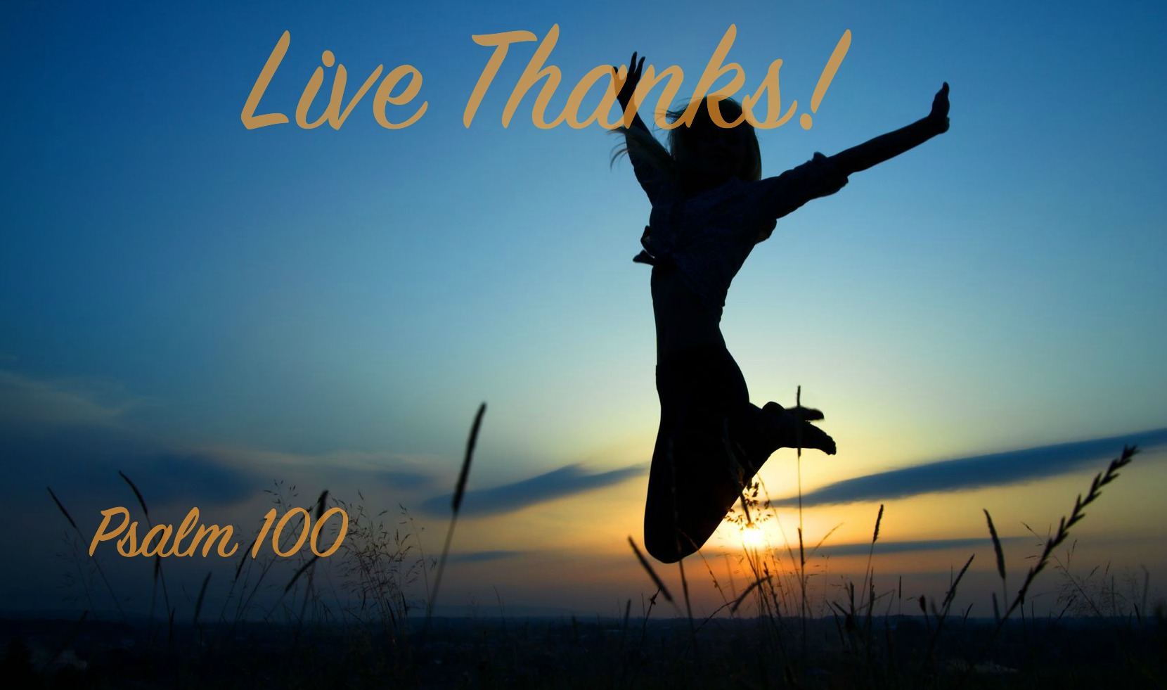 Live Thanks!