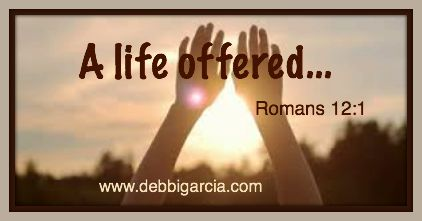 A life offered…
