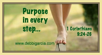 Purpose in Every Step.