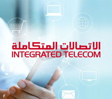 Official partner to 3rd largest telecom giant (ITC) in KSA