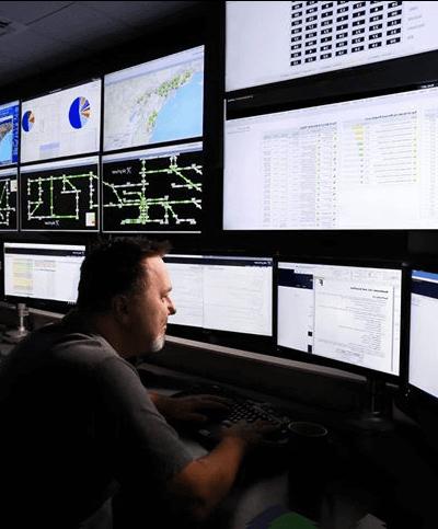 مراكز عمليات الشبكة