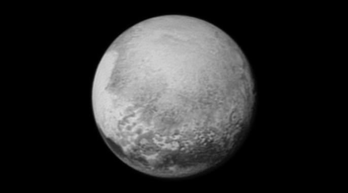 Pluto Image Credit: NASA/JHUAPL/SWRI