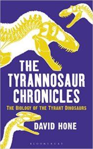 Tyrranosuar chronicles cover