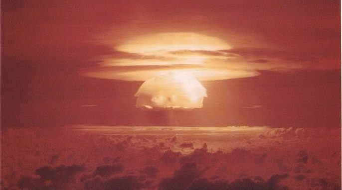 Marshall Islands Nuclear Test Radiation