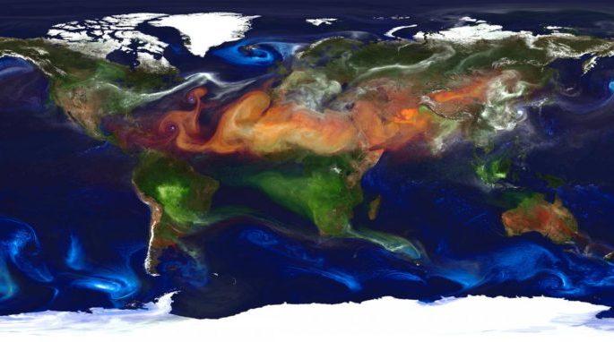 Desert Dust Increases Harmful Marine Bacteria