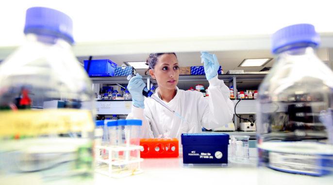 I look like a scientist; women in STEM