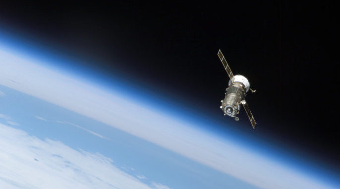 Spacecraft Could Clean Up Trash Orbiting Earth