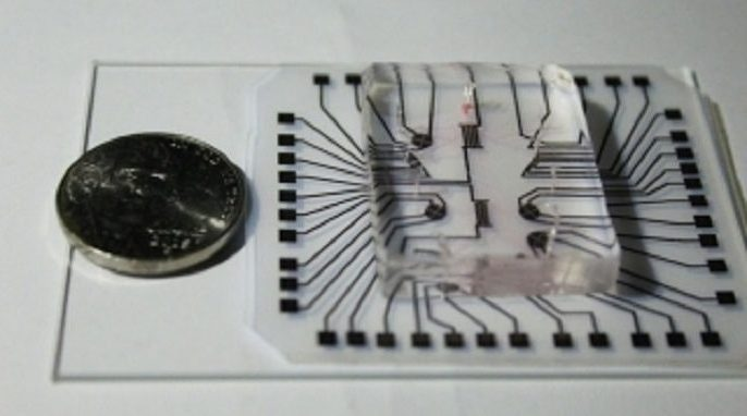 Reusable Lab on a Chip Costs One Cent