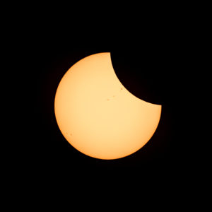 Solar Eclipse: the good, the bad, and the incredible!