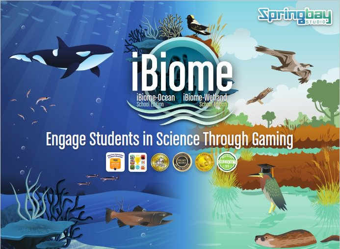 iBiome Science Education Games, discount rates for GotScience Magazine readers