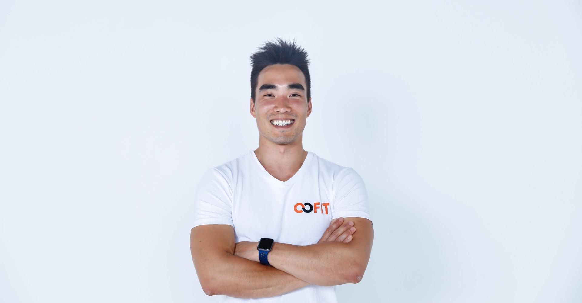 CoFit Coach Leo Fuchigami