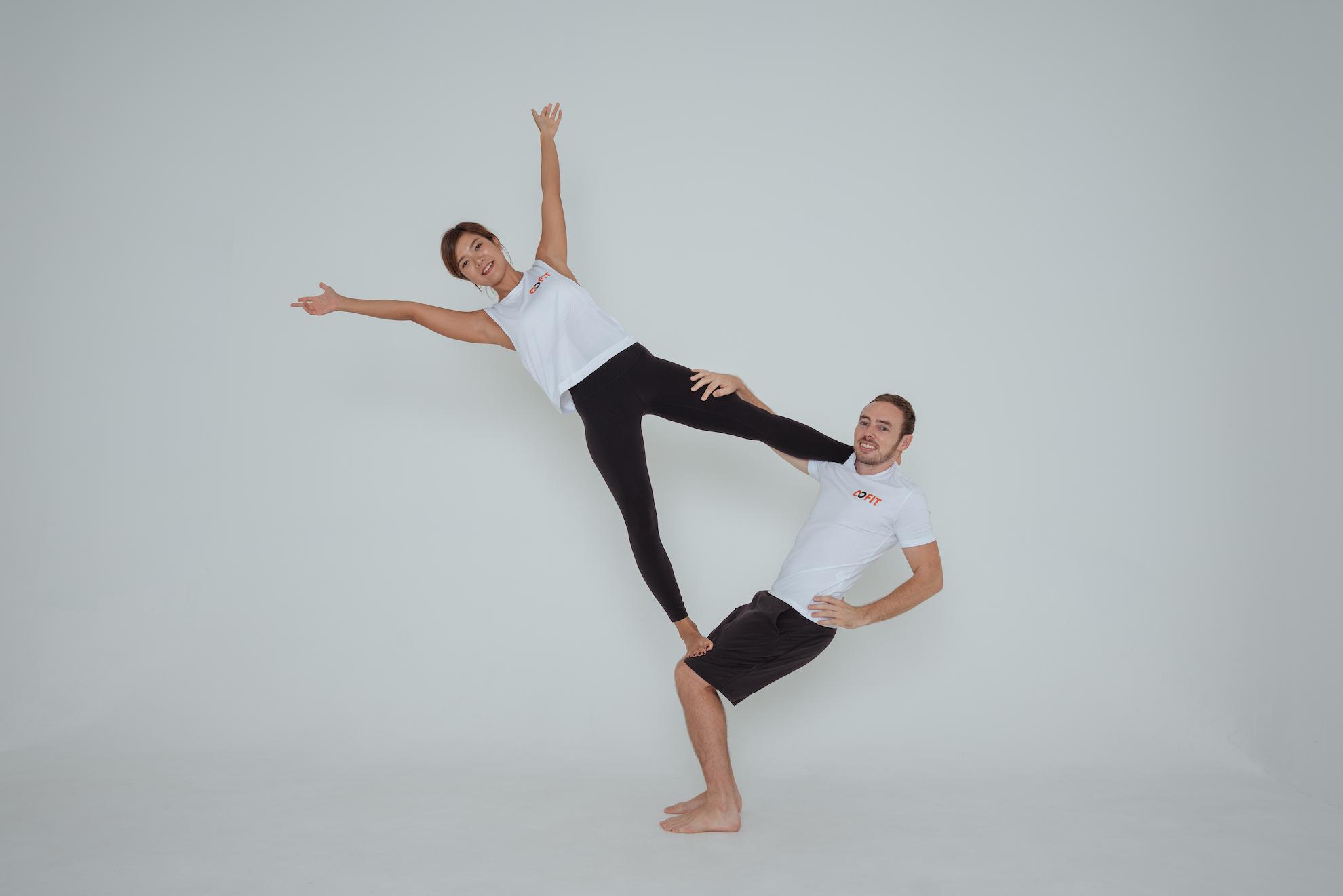 CoFit Coach Daniel Norris & Minami Suzuki