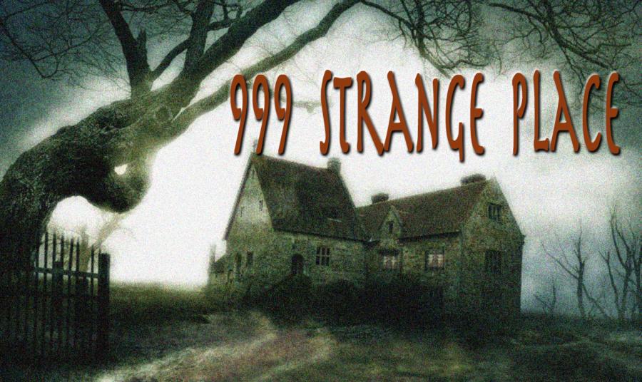 999 Strange Place Logo