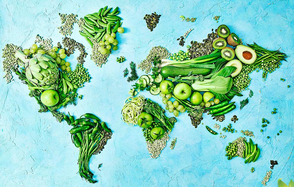 [🌱低碳生活Blog]讓飲食更永續!為台灣人客制化的一套菜單