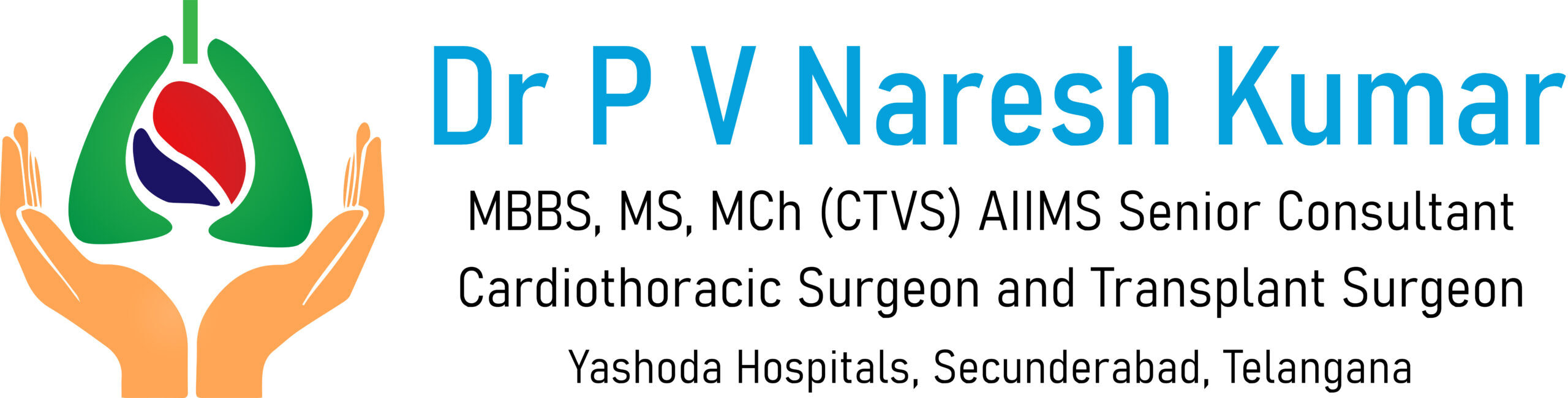 Dr Pv Naresh Best Cardiothoracic And Vascular Surgeon In Hyderabad