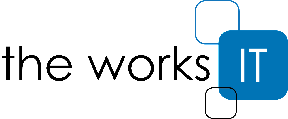 the works IT new identity