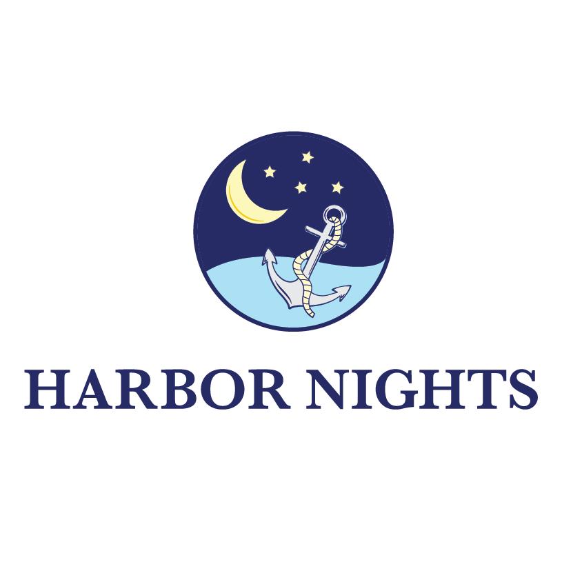 Harbor Nights logo