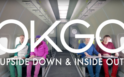 OK Go – Ultra-creative Band Doesn't Disappoint With Upside Down & Inside Out