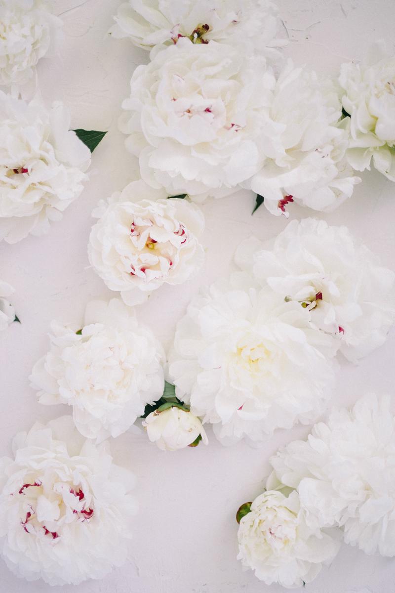 wedding bouquet preservation peonies
