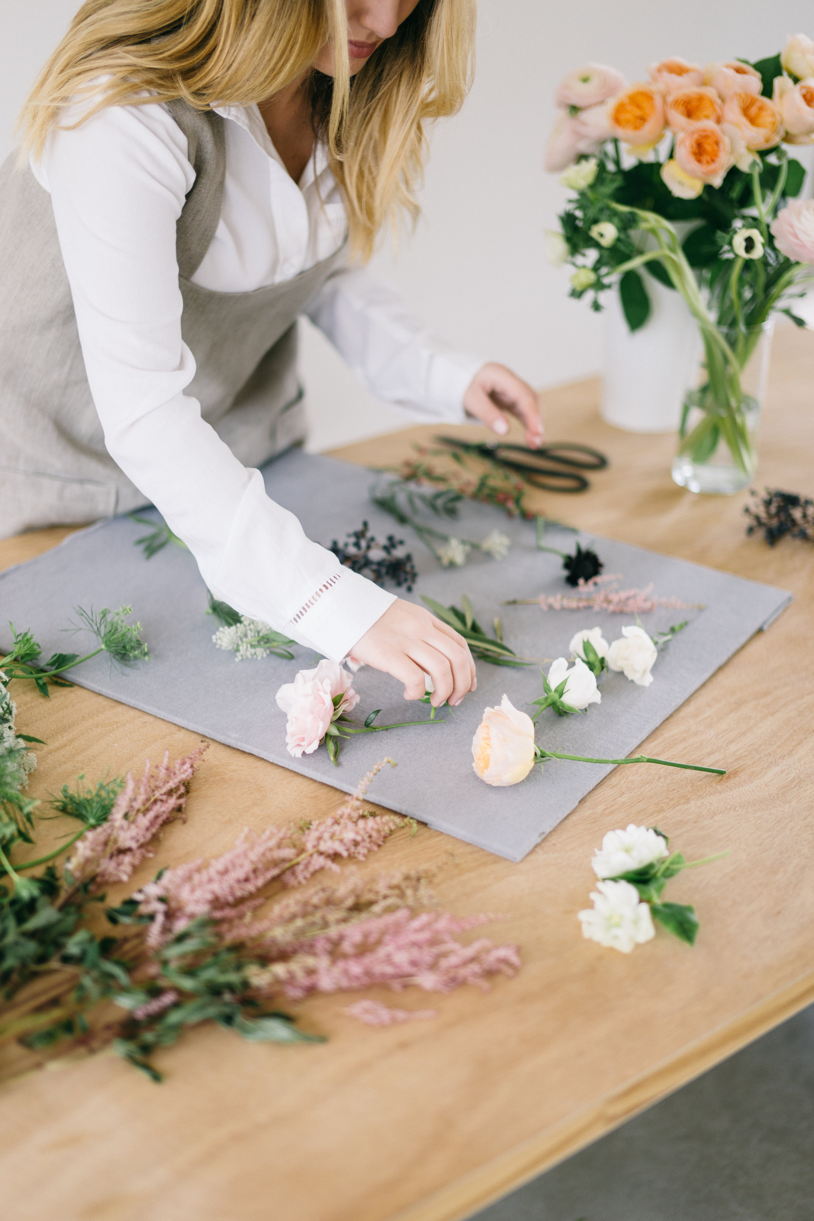 modern bouquet preservation