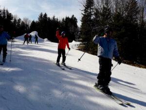 International Student Ski Trip - 25