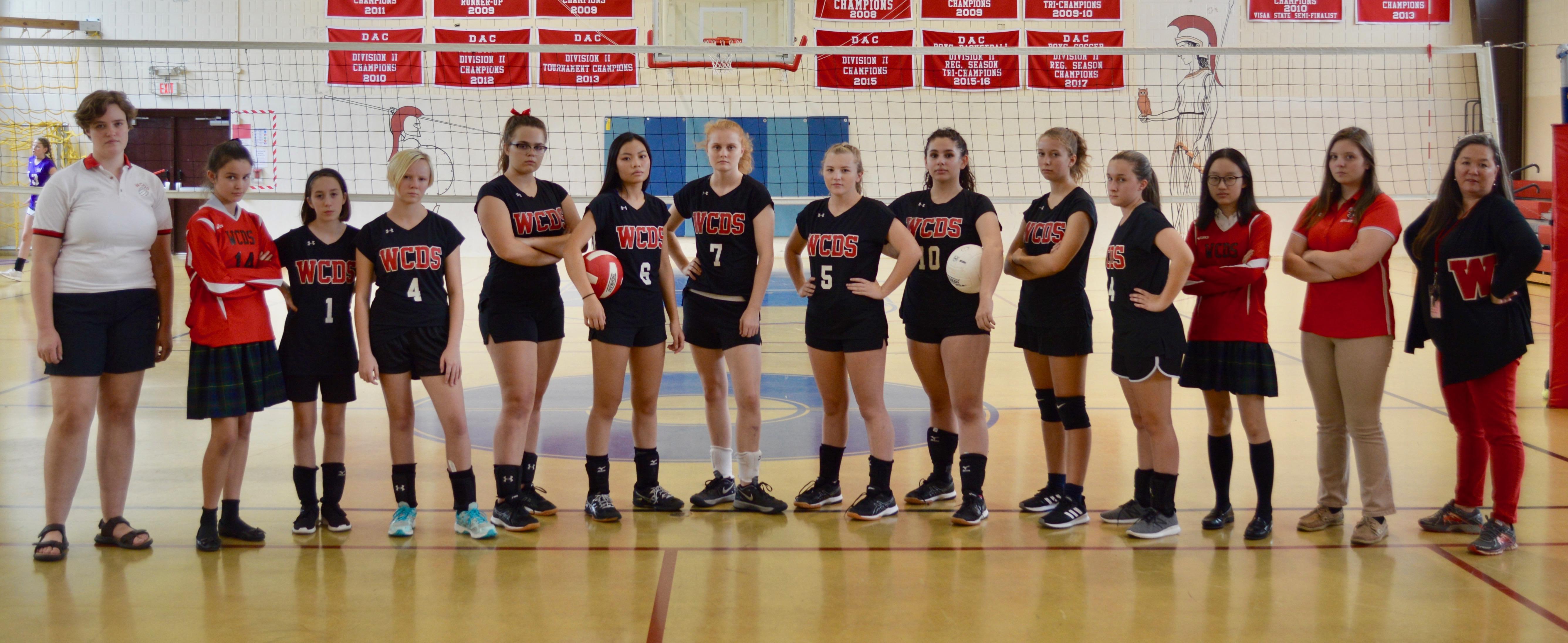 Varsity Volleyball Season Opener
