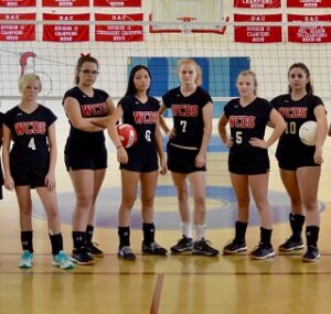 Varsity Volleyball Season Opener