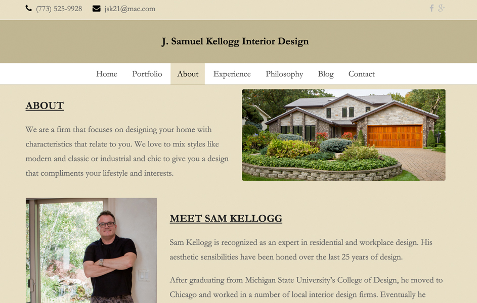 J. Samual Kellogg Interior Design | 97 Switch