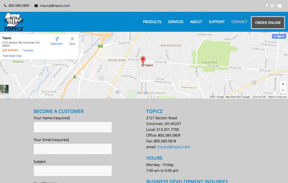 Website Design By 97 Switch