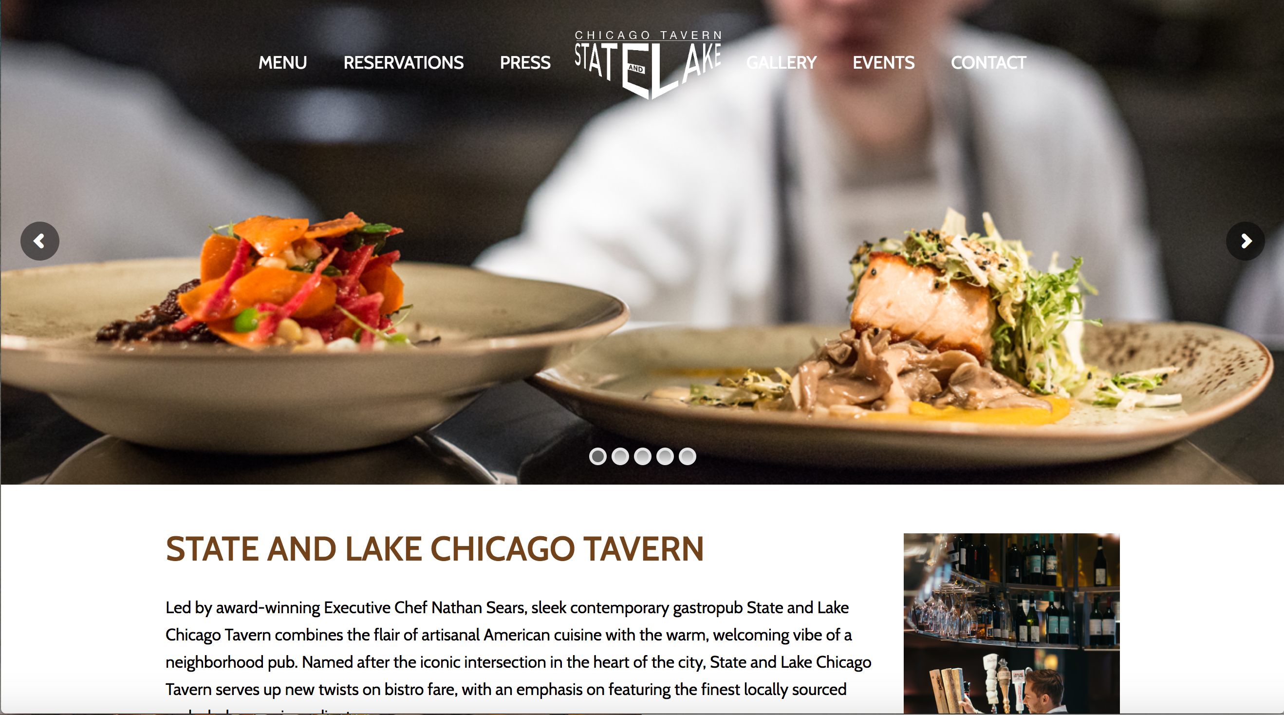 State And Lake Website 1