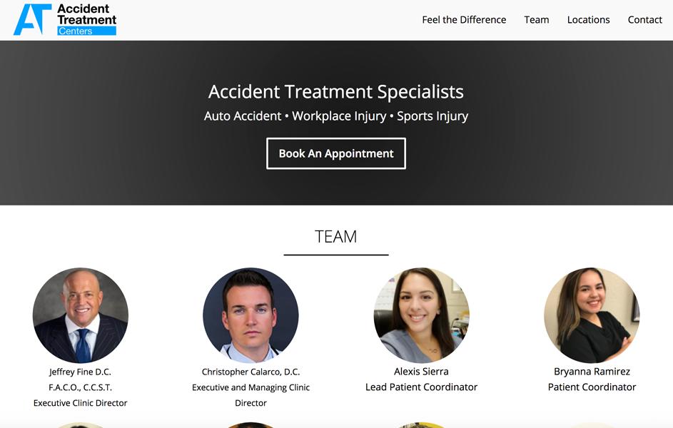 Accident Treatment Centers Recent Work 4