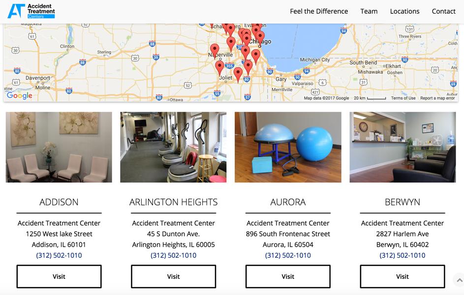 Accident Treatment Centers Recent Work 5
