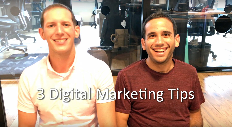 3 Digital Marketing Tips | 97 Switch