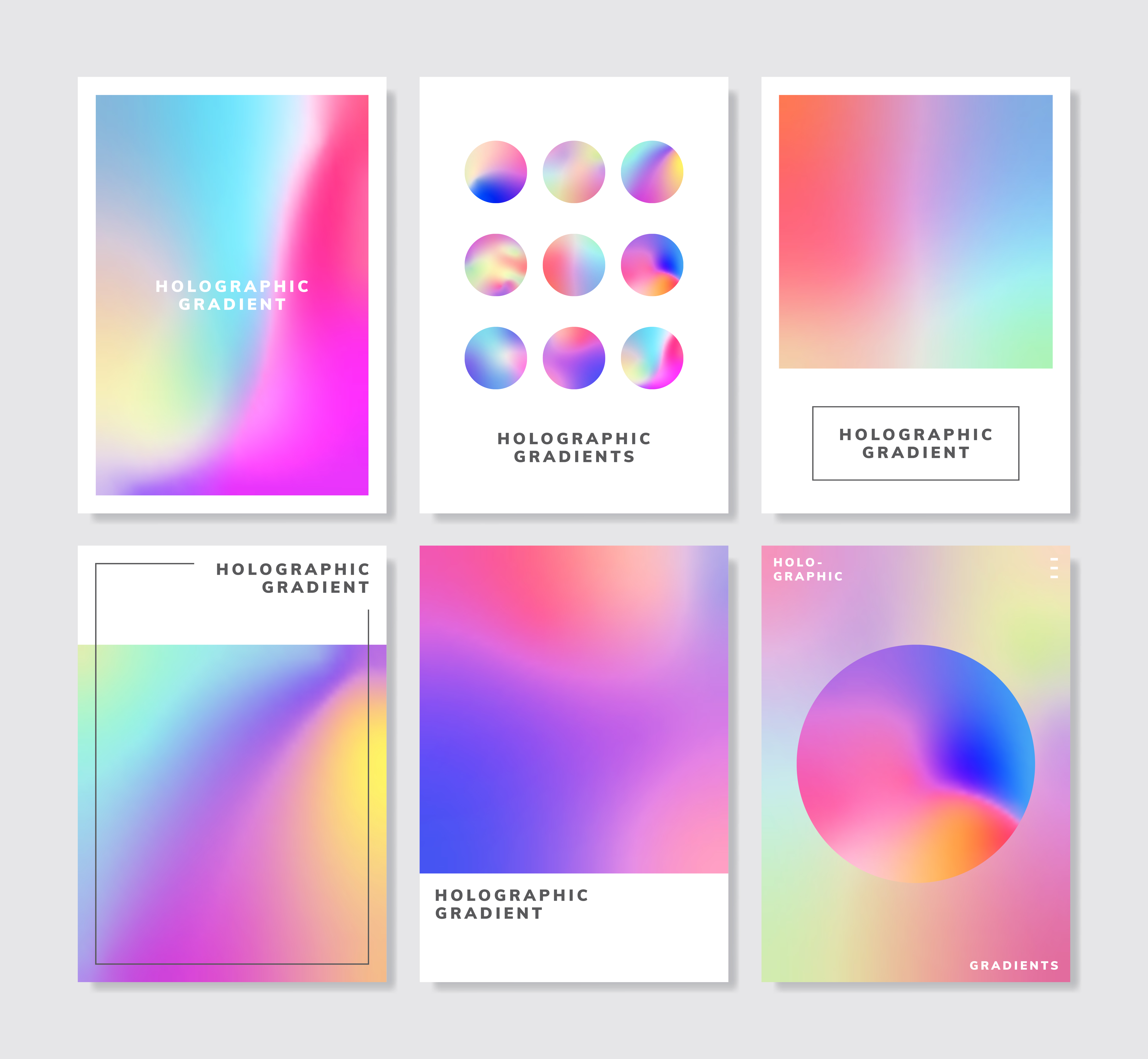 Bright Colors and Gradients | 6 Tips to Make your Web Design Shine in 2019