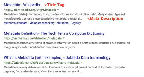 How to Optimize Metadata for Search Engines | 97 Switch