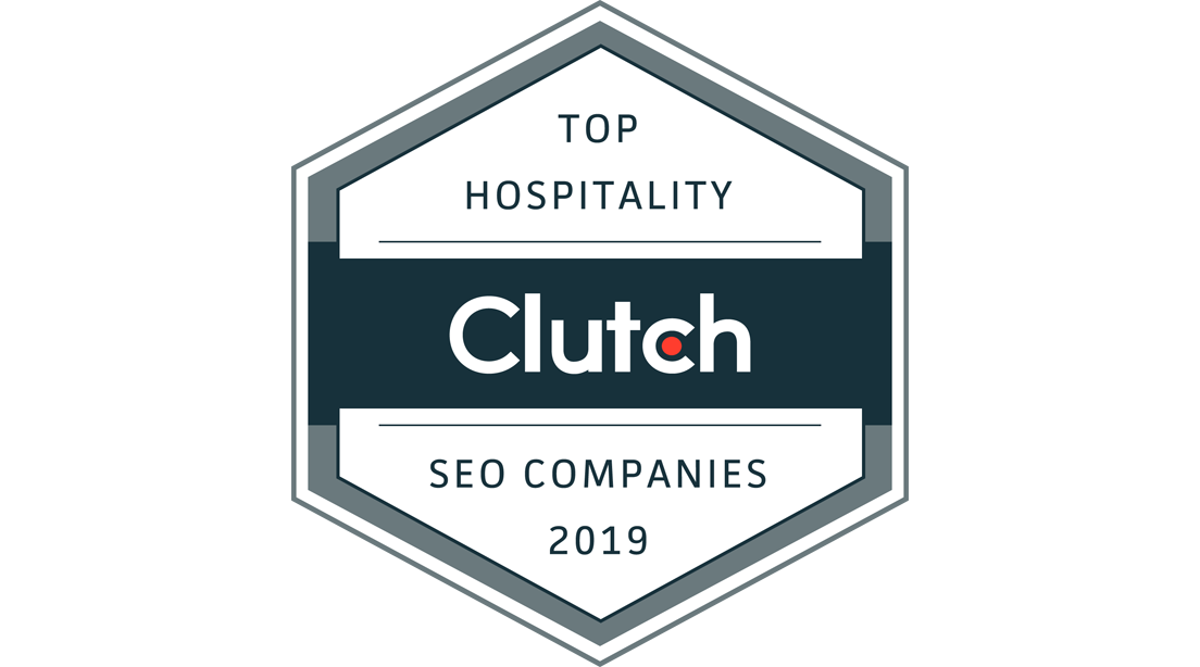 97 Switch Named Top Hospitality SEO Firm By Clutch