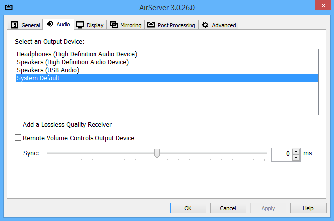 Air Server-AirPlay for your PC - The Doc's World