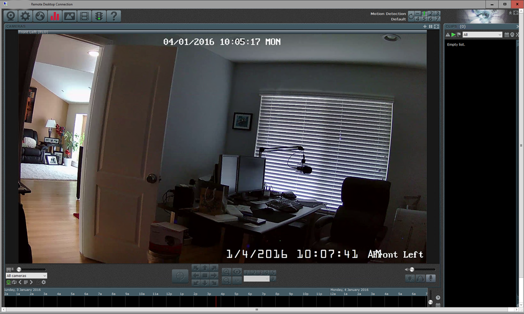 Blue Iris Video Security Software - The Doc's World