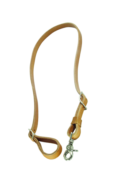 755-HL Harness Leather Tie Down