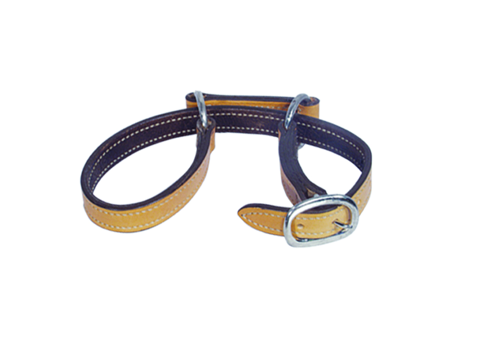 900 Leather Hobble Straps
