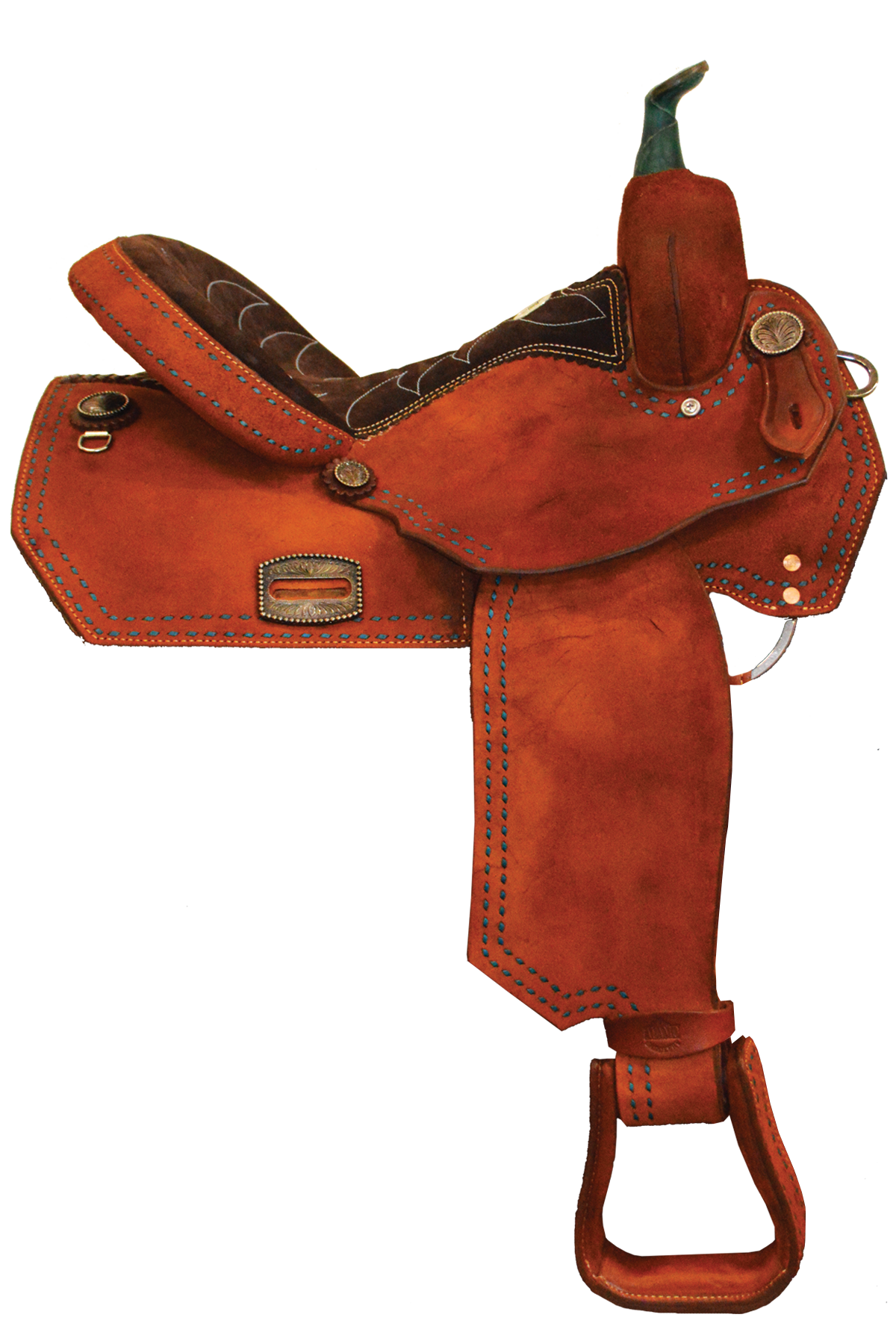 SD-11 MOST WANTED Barrel Saddle