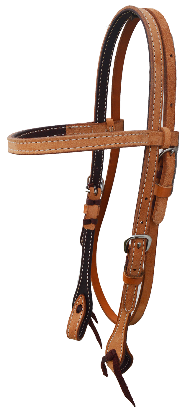 E-2015-RO Elite Rough Out Headstall
