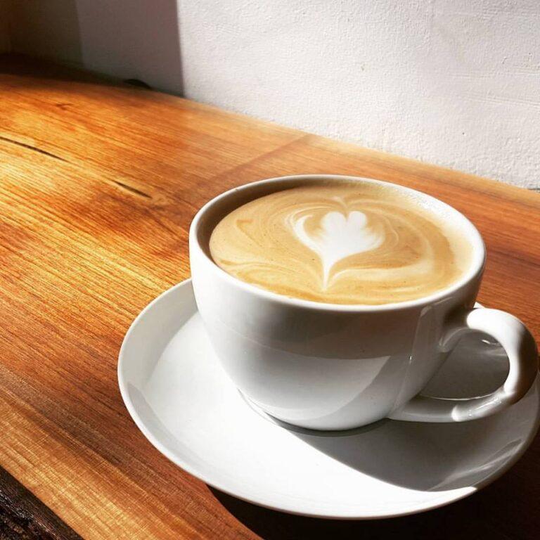 Latte Capuccino Wisdom Cafe