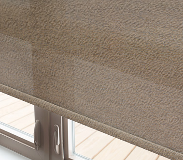 Graber LightWeaves® Solar Shades let you manage the amount of light in every room, minimizing glare and harmful UV rays while maintaining your view to the outdoors.
