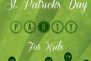 St Patricks Day Party for Kids featured