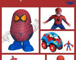 Spoder-Man Toys for Toddlers