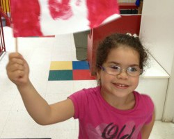 Canada Day games for kids