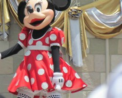 Minnie Mouse Party games