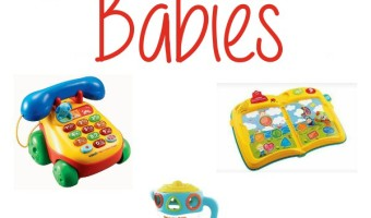 5 Edcational Toys For Babies